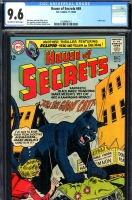 House of Secrets #69 CGC 9.6 ow/w