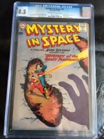 Mystery in Space #57 CGC 8.5 ow/w