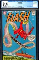 Flash #154 CGC 9.4 ow/w