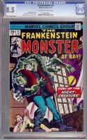 Frankenstein #14 CGC 8.5 ow/w