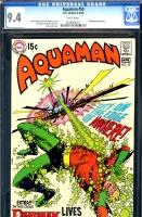 Aquaman #50 CGC 9.4 w