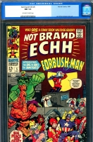 Not Brand Echh #5 CGC 9.4 w