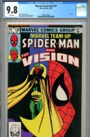 Marvel Team-Up #129 CGC 9.8 w