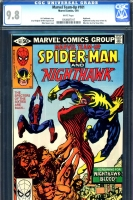 Marvel Team-Up #101 CGC 9.8 w