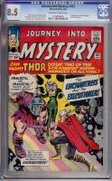 Journey Into Mystery #103 CGC 8.5 ow/w
