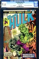 Incredible Hulk #195 CGC 9.6 ow