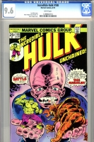 Incredible Hulk #188 CGC 9.6 w