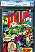 Incredible Hulk #164 CGC 9.4 w