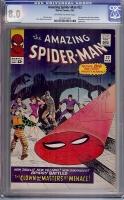 Amazing Spider-Man #22 CGC 8.0 ow/w