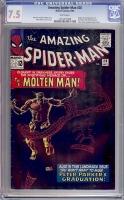 Amazing Spider-Man #28 CGC 7.5 w