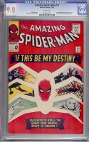 Amazing Spider-Man #31 CGC 9.0 w