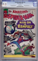 Amazing Spider-Man #32 CGC 9.0 w