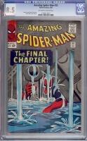 Amazing Spider-Man #33 CGC 8.5 ow/w