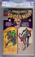 Amazing Spider-Man #37 CGC 7.5 w