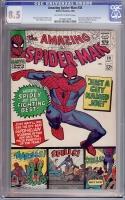 Amazing Spider-Man #38 CGC 8.5 ow/w