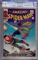 Amazing Spider-Man #39 CGC 7.0 ow/w