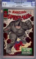 Amazing Spider-Man #41 CGC 8.0 ow/w