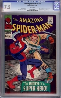 Amazing Spider-Man #42 CGC 7.5 w