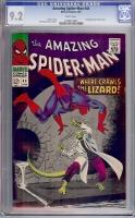 Amazing Spider-Man #44 CGC 9.2 w