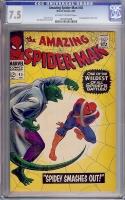Amazing Spider-Man #45 CGC 7.5 ow/w