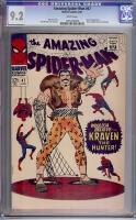 Amazing Spider-Man #47 CGC 9.2 w