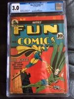 More Fun Comics #61 CGC 3.0 ow/w