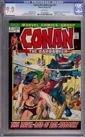 Conan The Barbarian #17 CGC 9.0 w