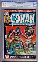 Conan The Barbarian #21 CGC 6.0 w