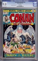 Conan The Barbarian #22 CGC 9.0 w