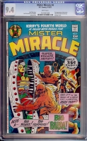Mister Miracle #4 CGC 9.4 w