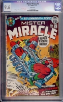 Mister Miracle #6 CGC 9.6 w