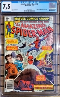 Amazing Spider-Man #195 CGC 7.5 w