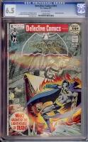 Detective Comics #414 CGC 6.5 ow