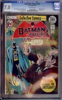 Detective Comics #415 CGC 7.0 ow