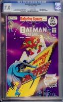 Detective Comics #418 CGC 7.0 ow