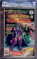 DC Super-Stars #17 CGC 9.0 w