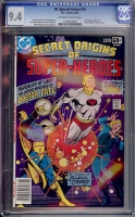 DC Special Series #10 CGC 9.4 ow/w