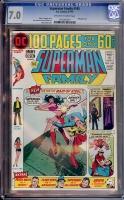 Superman Family #165 CGC 7.0 ow/w
