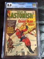 Tales to Astonish #52 CGC 8.0 ow/w