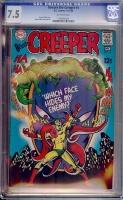 Beware the Creeper #4 CGC 7.5 ow