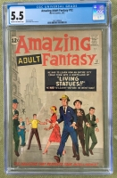 Amazing Adult Fantasy #12 CGC 5.5 cr/ow