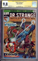 Doctor Strange #1 CGC 9.8 w CGC Signature SERIES