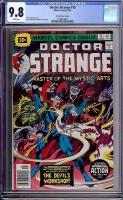 Doctor Strange #15 CGC 9.8 w 30 Cent Price Variant