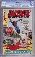 Daredevil #77 CGC 9.8 ow/w