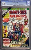 Giant-Size Avengers #1 CGC 9.8 w