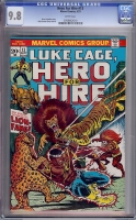 Hero For Hire #13 CGC 9.8 w