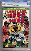 Hero For Hire #15 CGC 9.8 w
