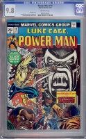 Power Man #19 CGC 9.8 ow