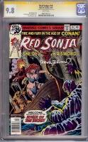 Red Sonja #14 CGC 9.8 w