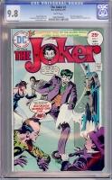 The Joker #1 CGC 0.0 w